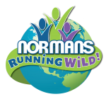 Normans Running Wild Logo