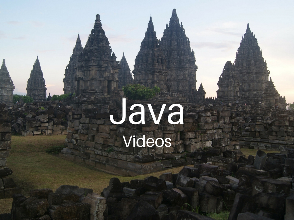 World-Travel Java