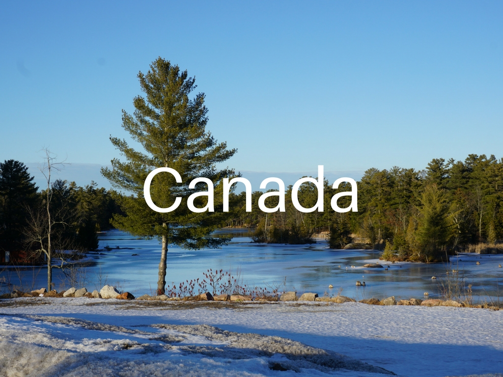 The Canadian Countryside