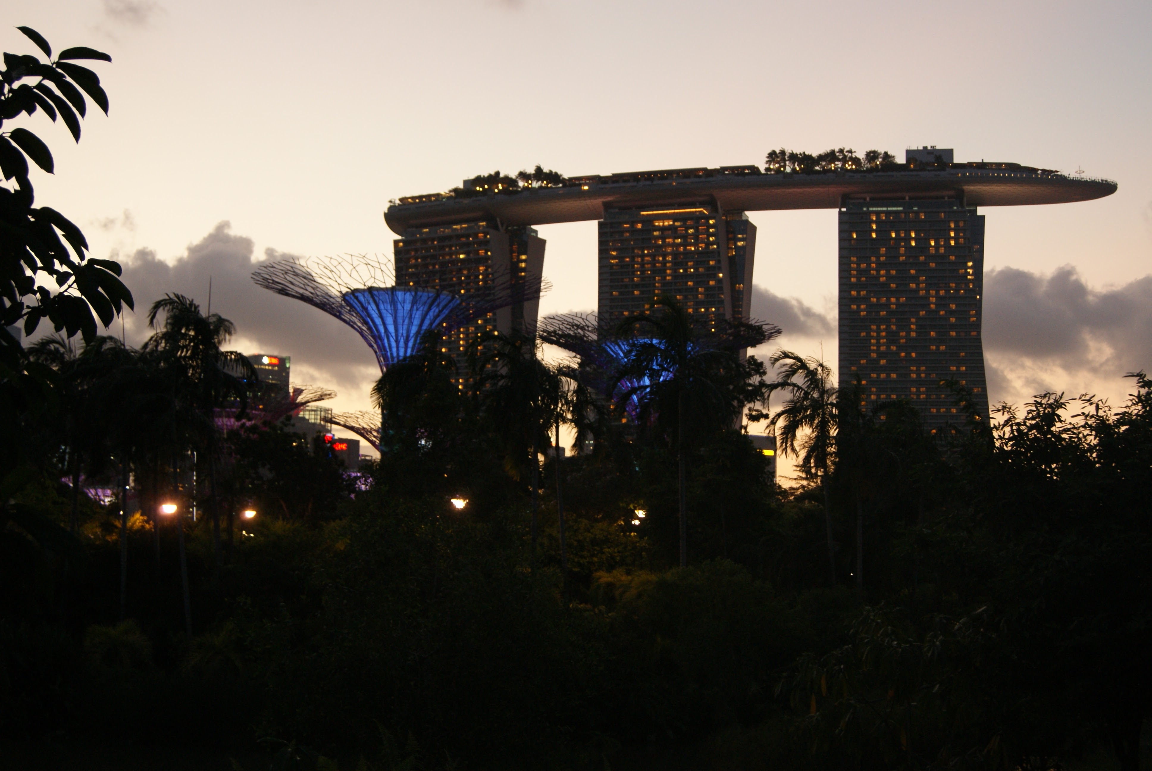 things-to-do-in-Singapore Marina Bay sands