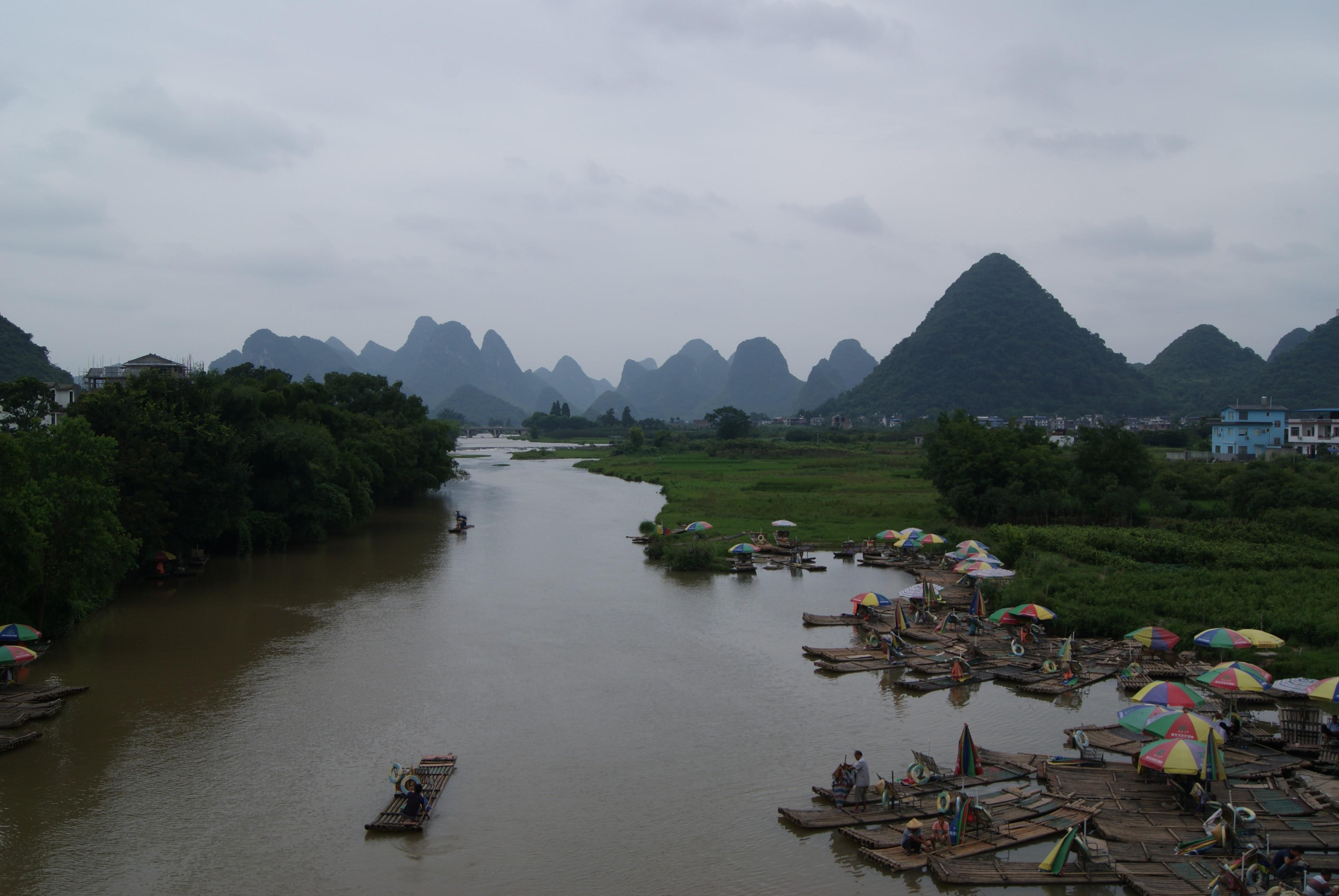 Family Travel Yangshuo, China