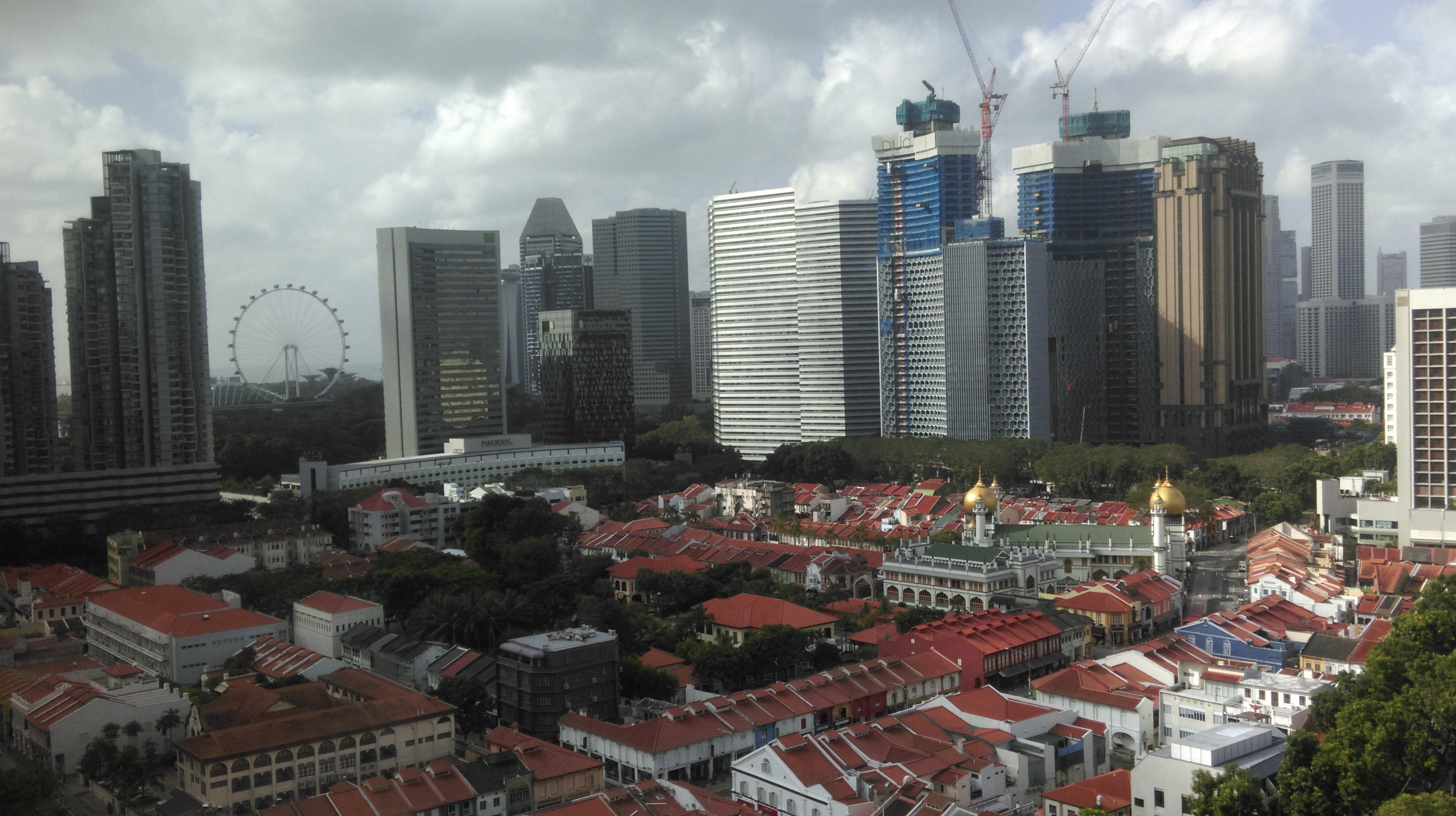 things-to-do-in-Singapore View of Kampong Glam
