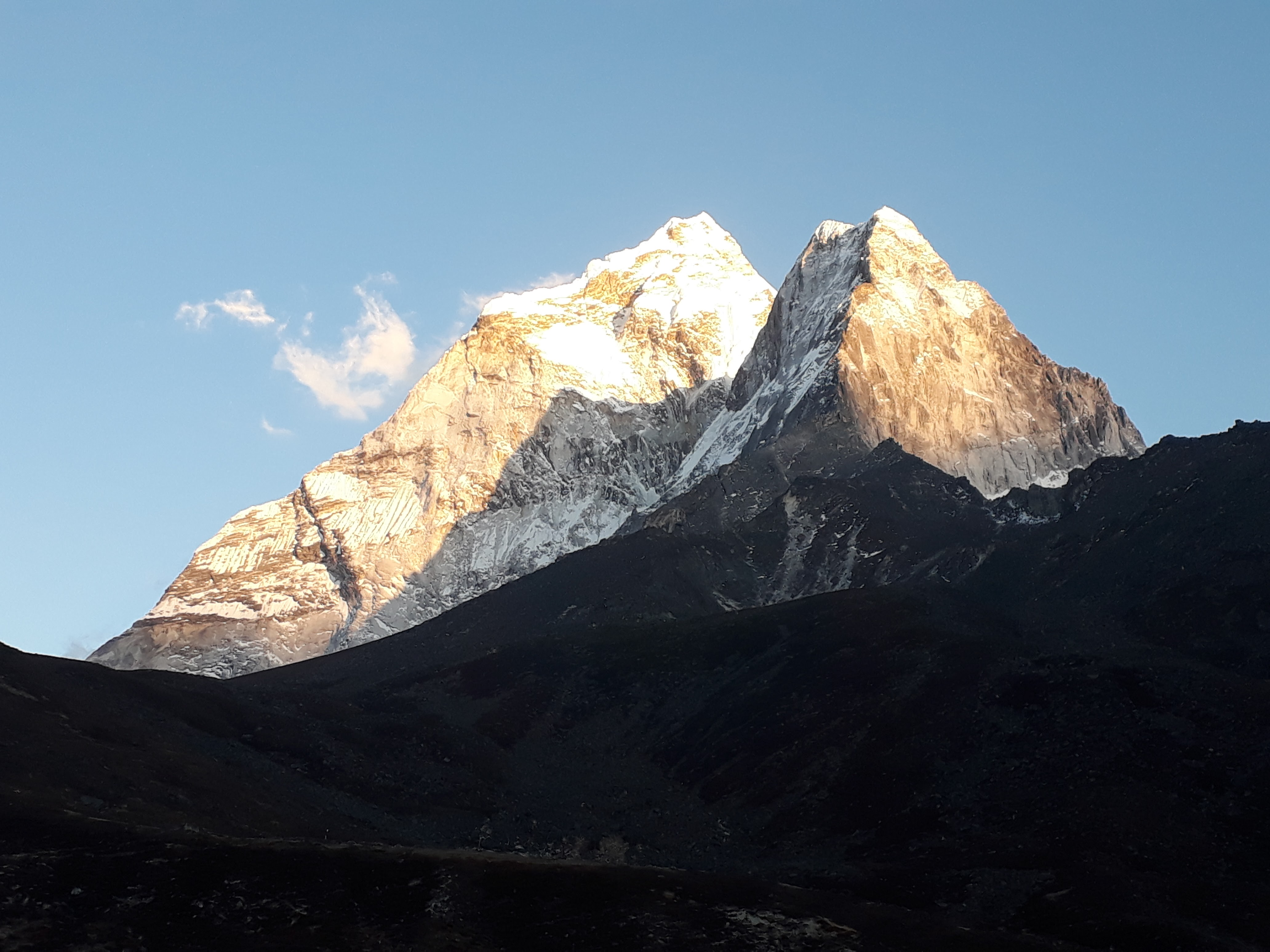 Everest base camp on a budget