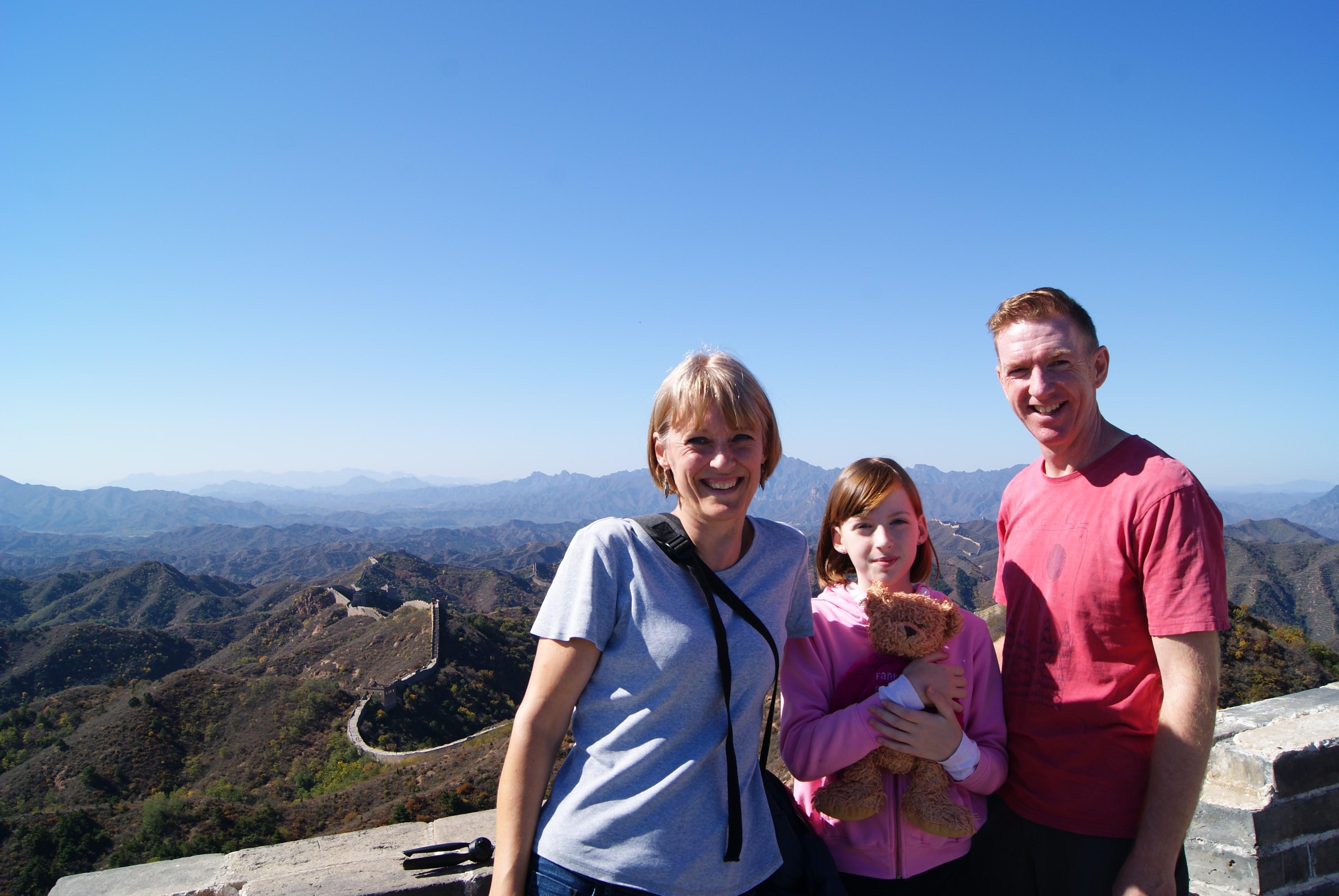 visiting-the-great-wall-of-China