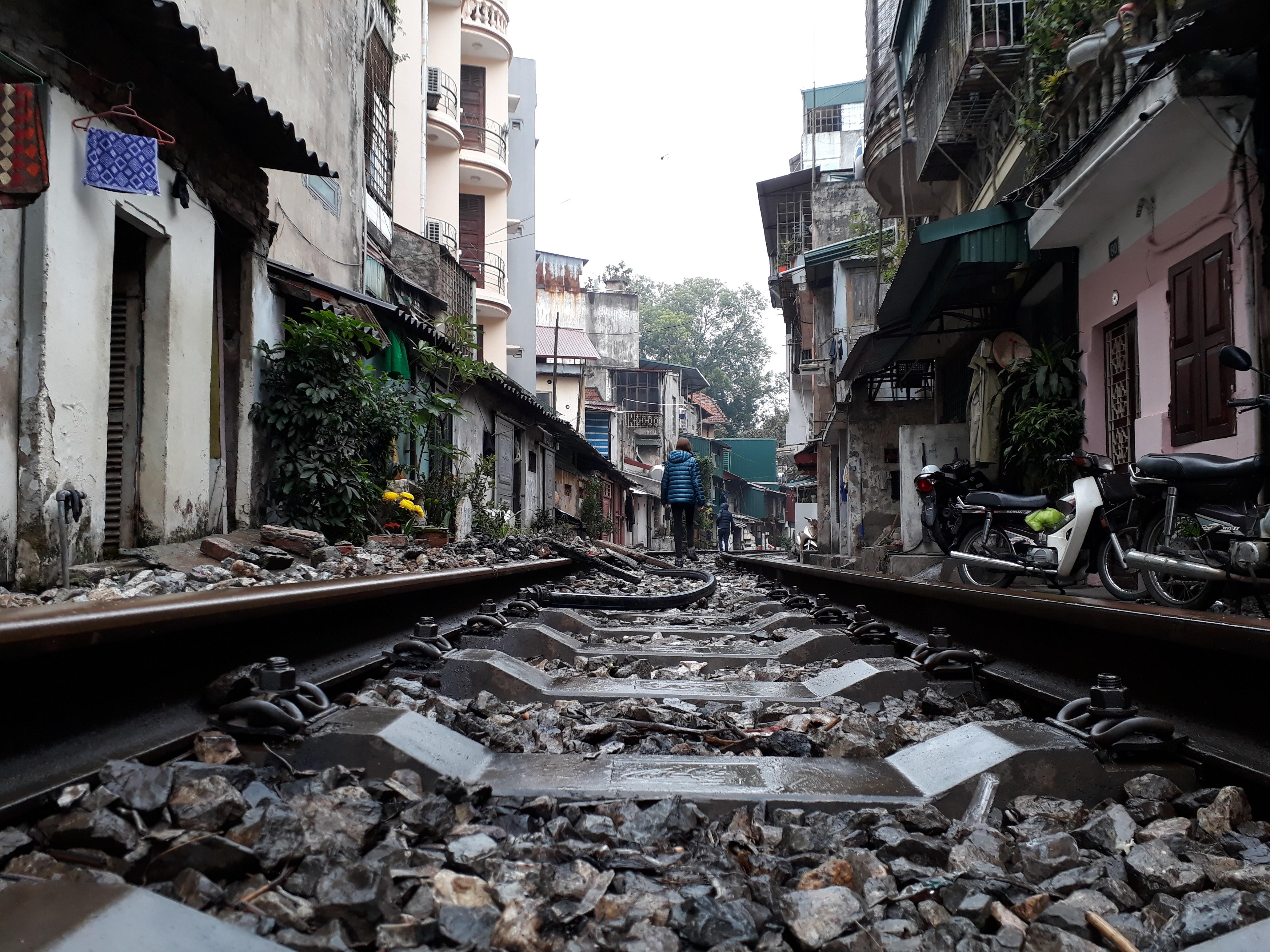 Things to do in Hanoi - Train Street