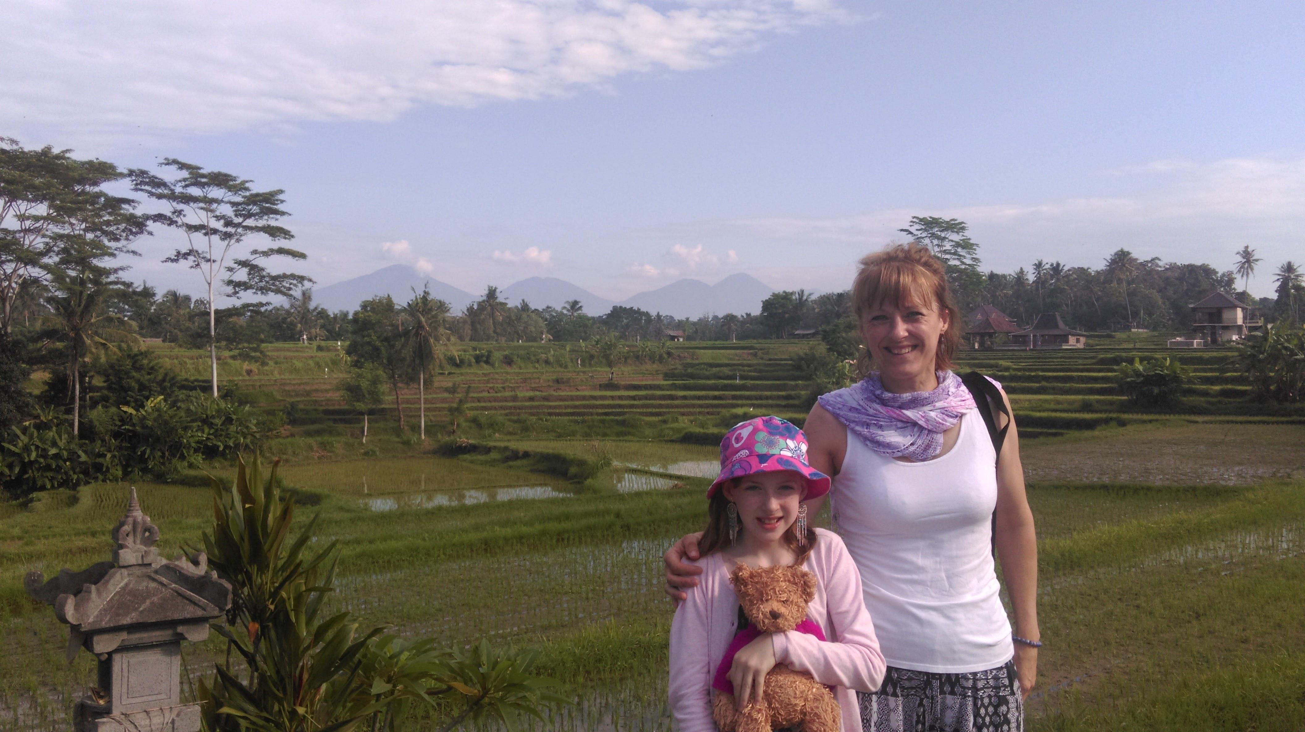 What is Ubud Bali Like - Scenery