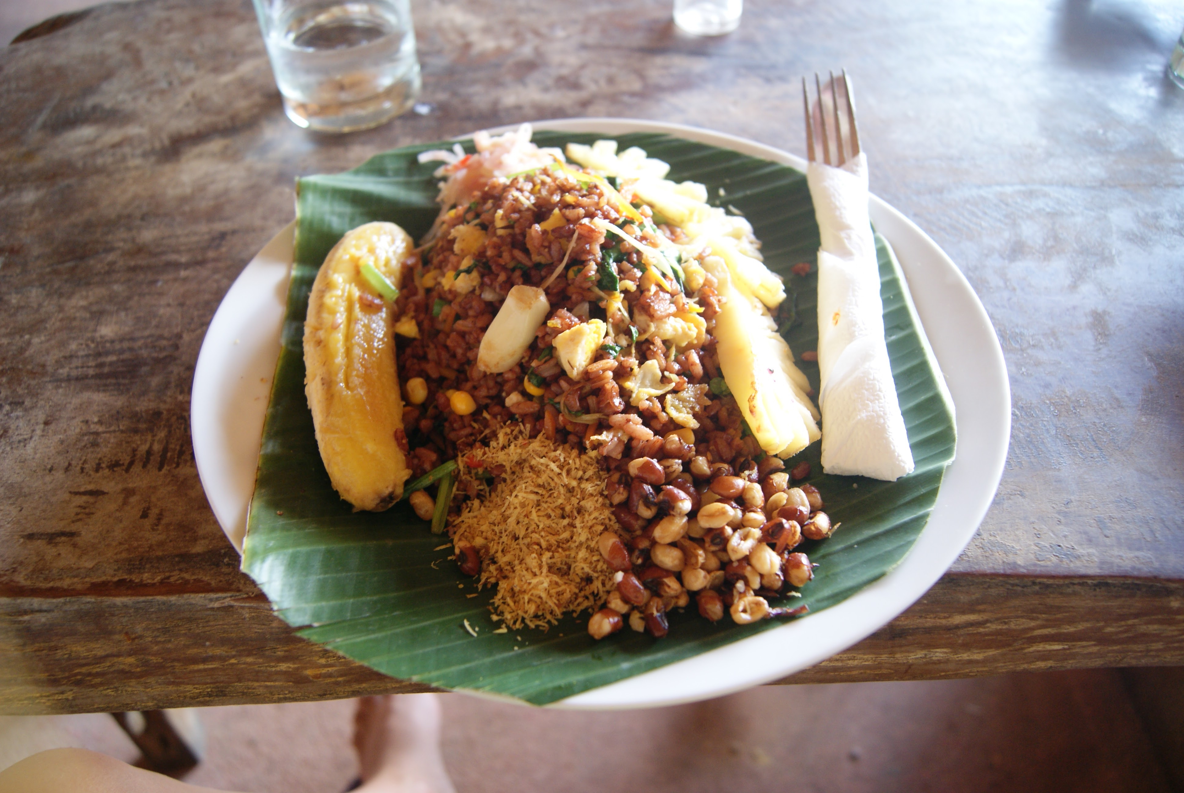 Things to do in Ubud Bali - A Meal At The Yellow Flower