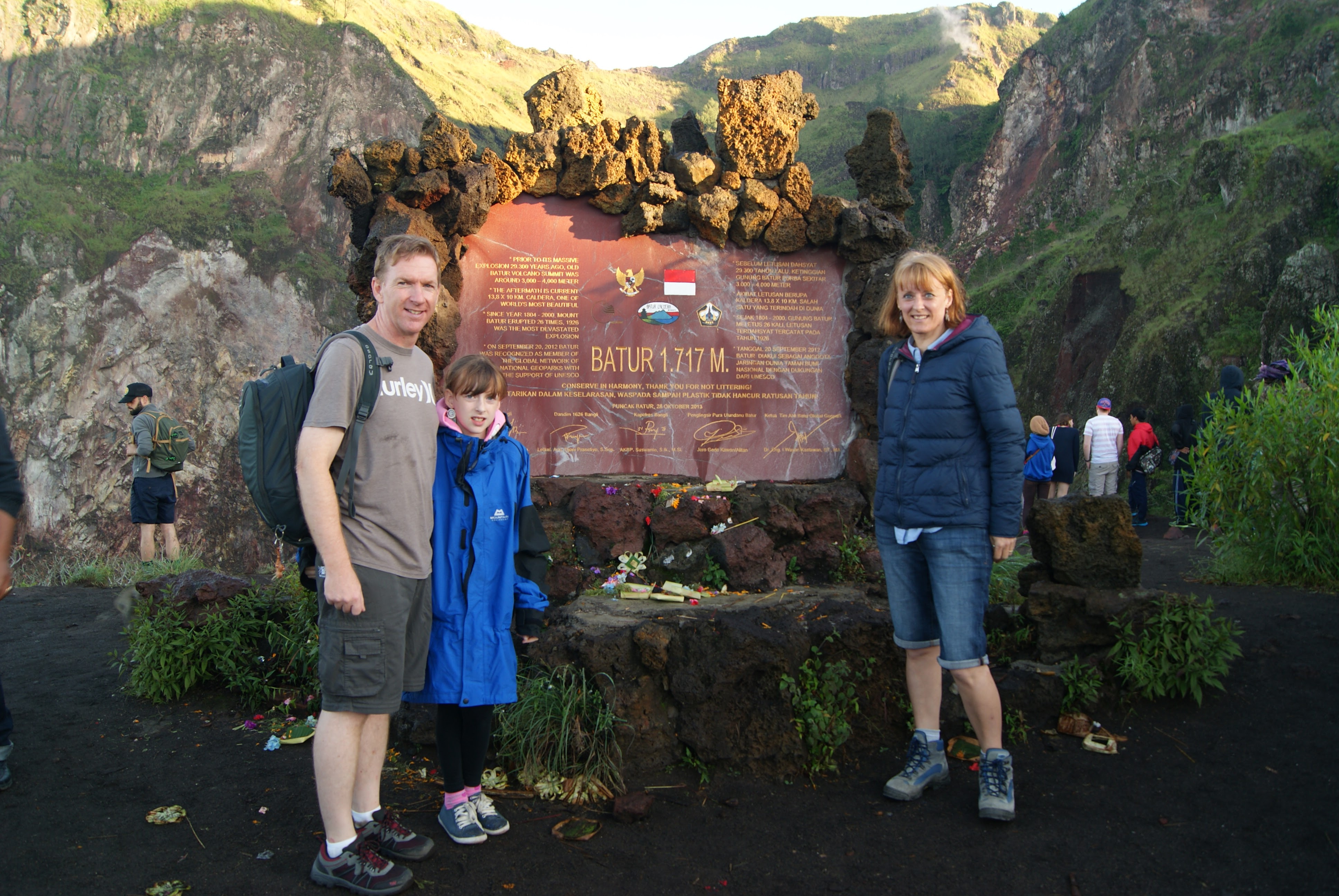 Things to do in Ubud Bali - The Summit Of Mount Batur