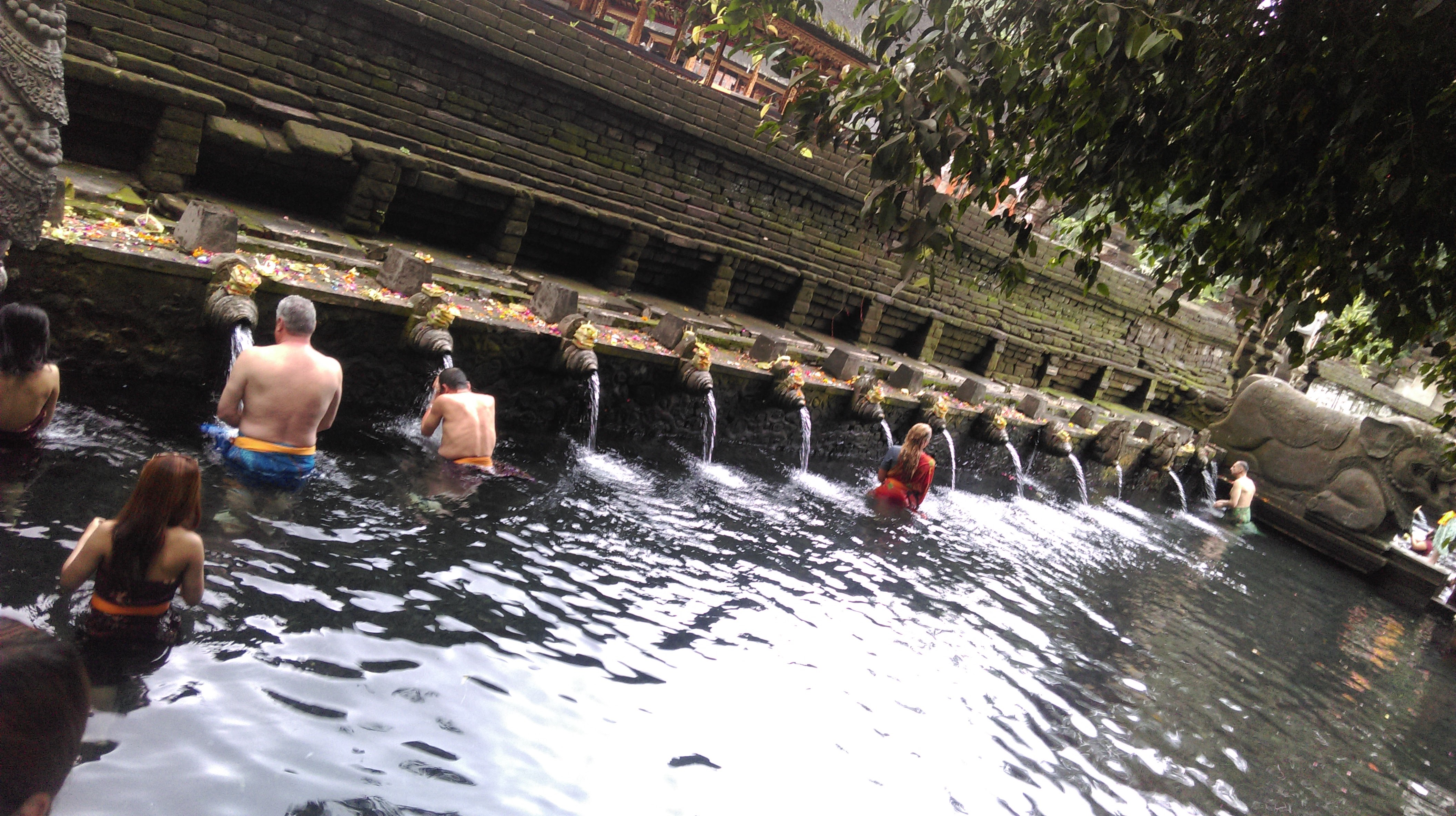 Things to do in Ubud Bali - The Water Temple