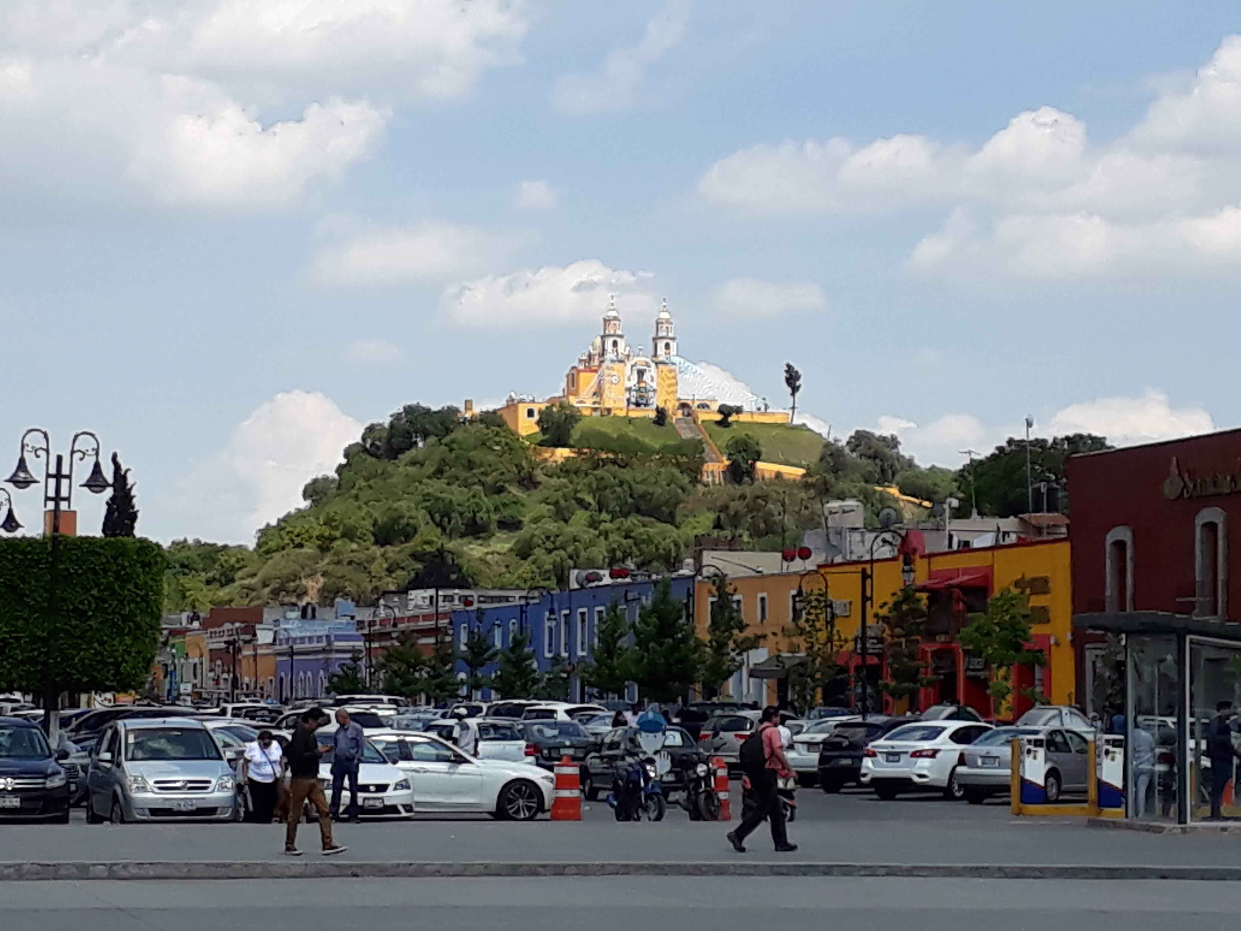 Cholula-Mexico