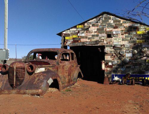 EXPLORING GWALIA GHOST TOWN