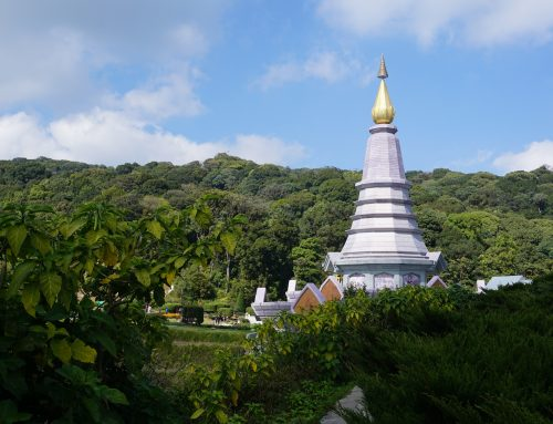 A FAMILY GUIDE TO DOI INTHANON, CHIANG MAI, THAILAND
