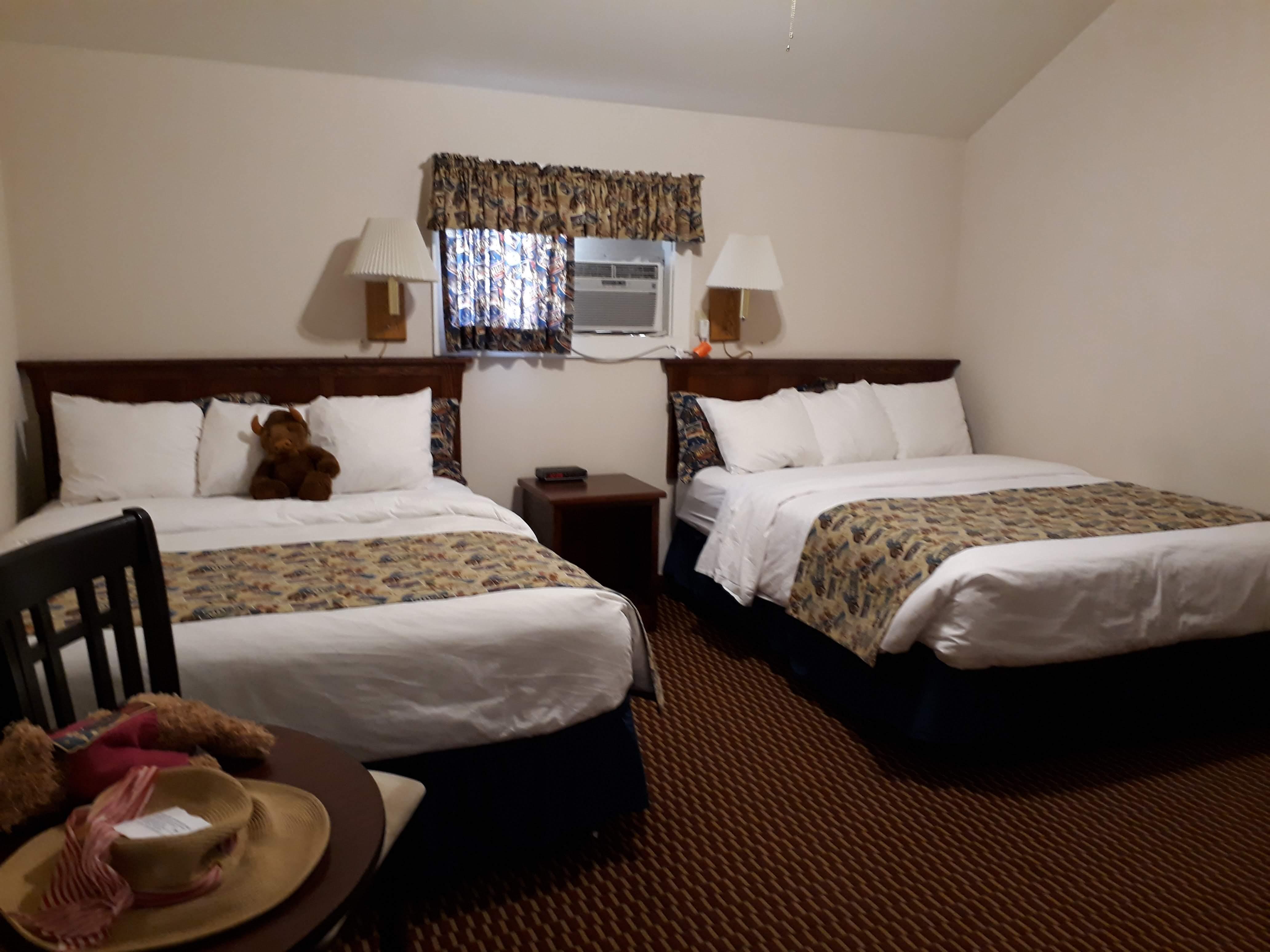 Cody - Wyoming - Buffalo Bill Cabin Village