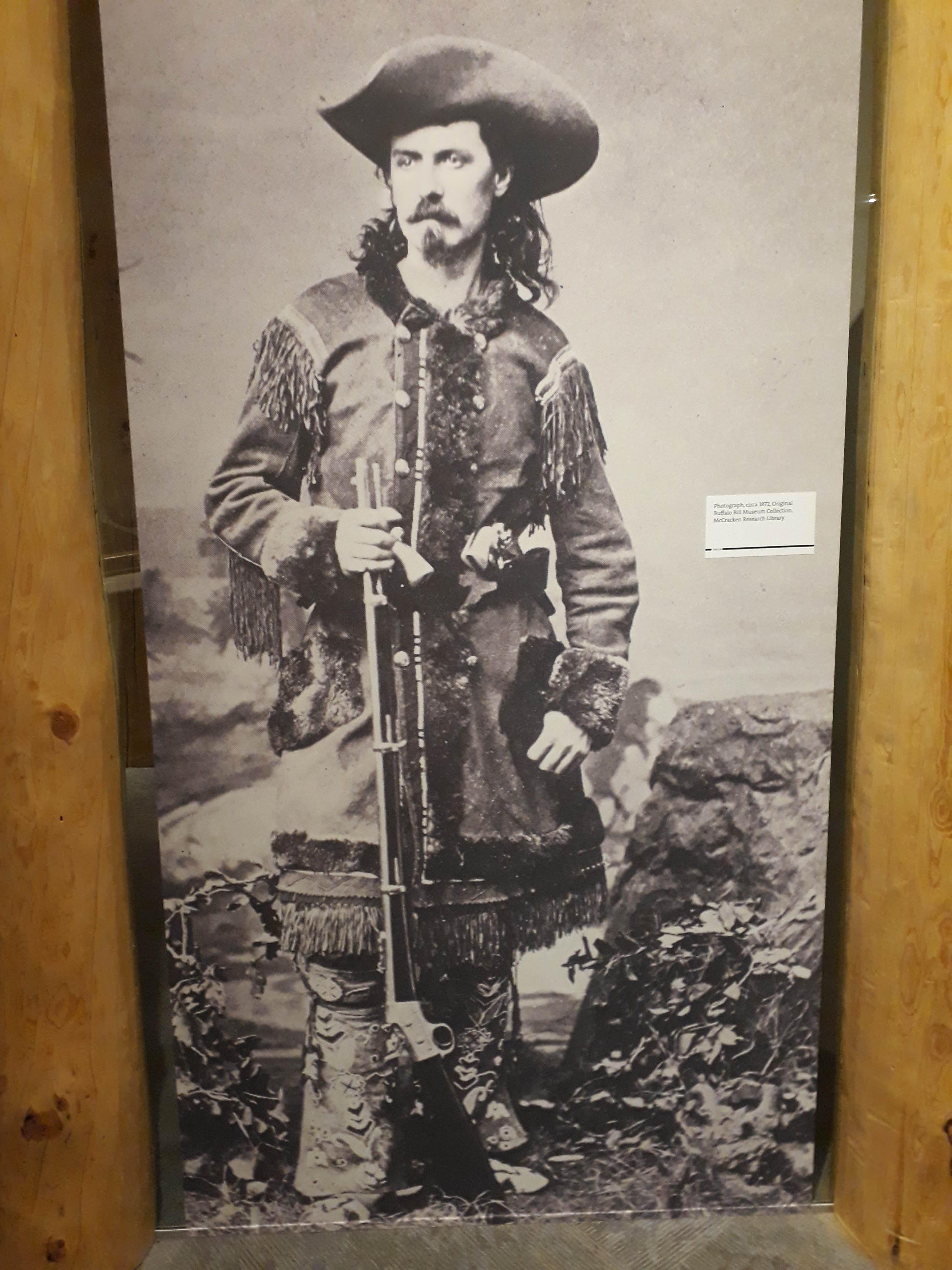 Cody - Wyoming - Buffalo Bill