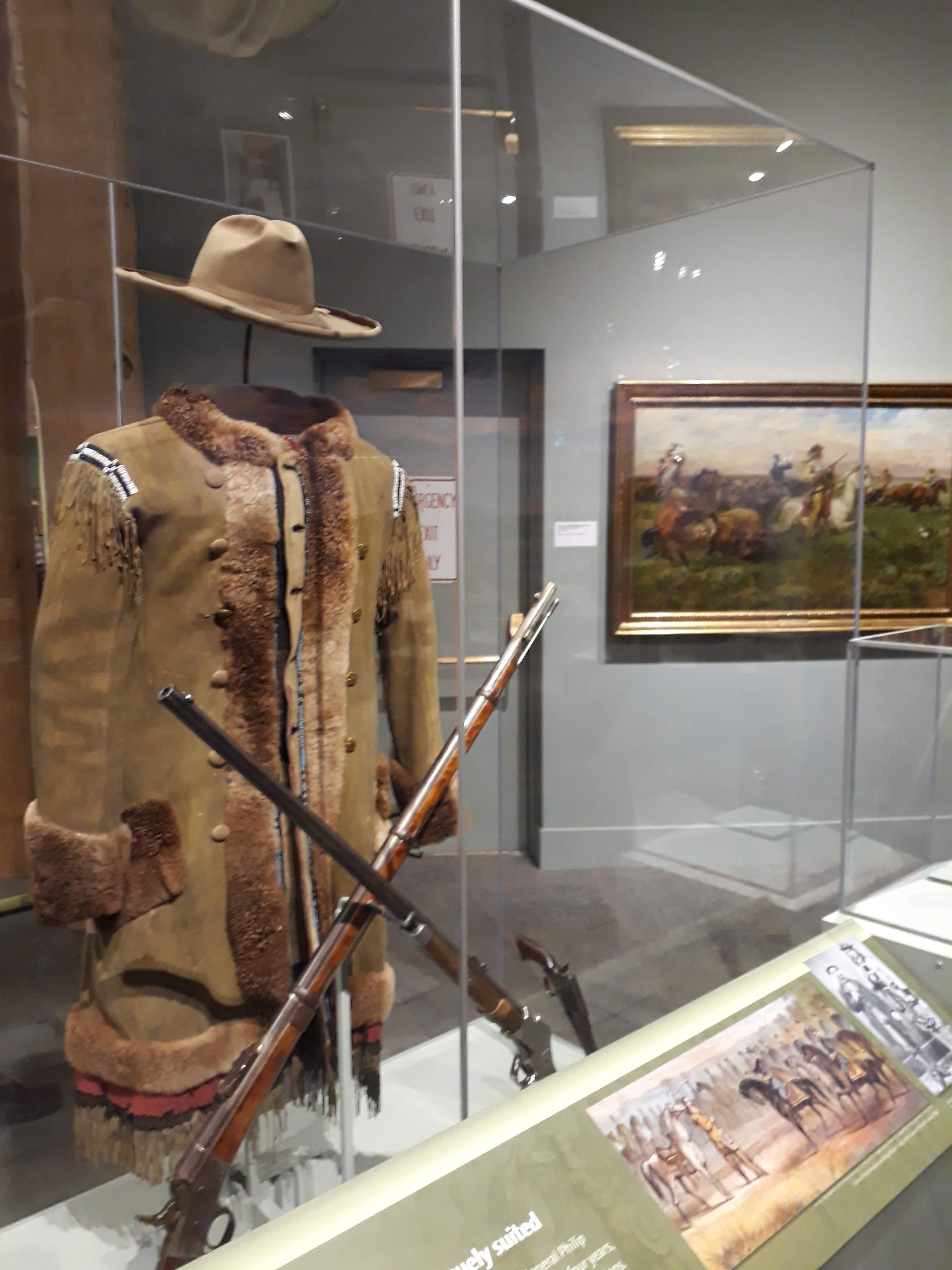 Cody - Wyoming - Buffalo Bill Memorabilia