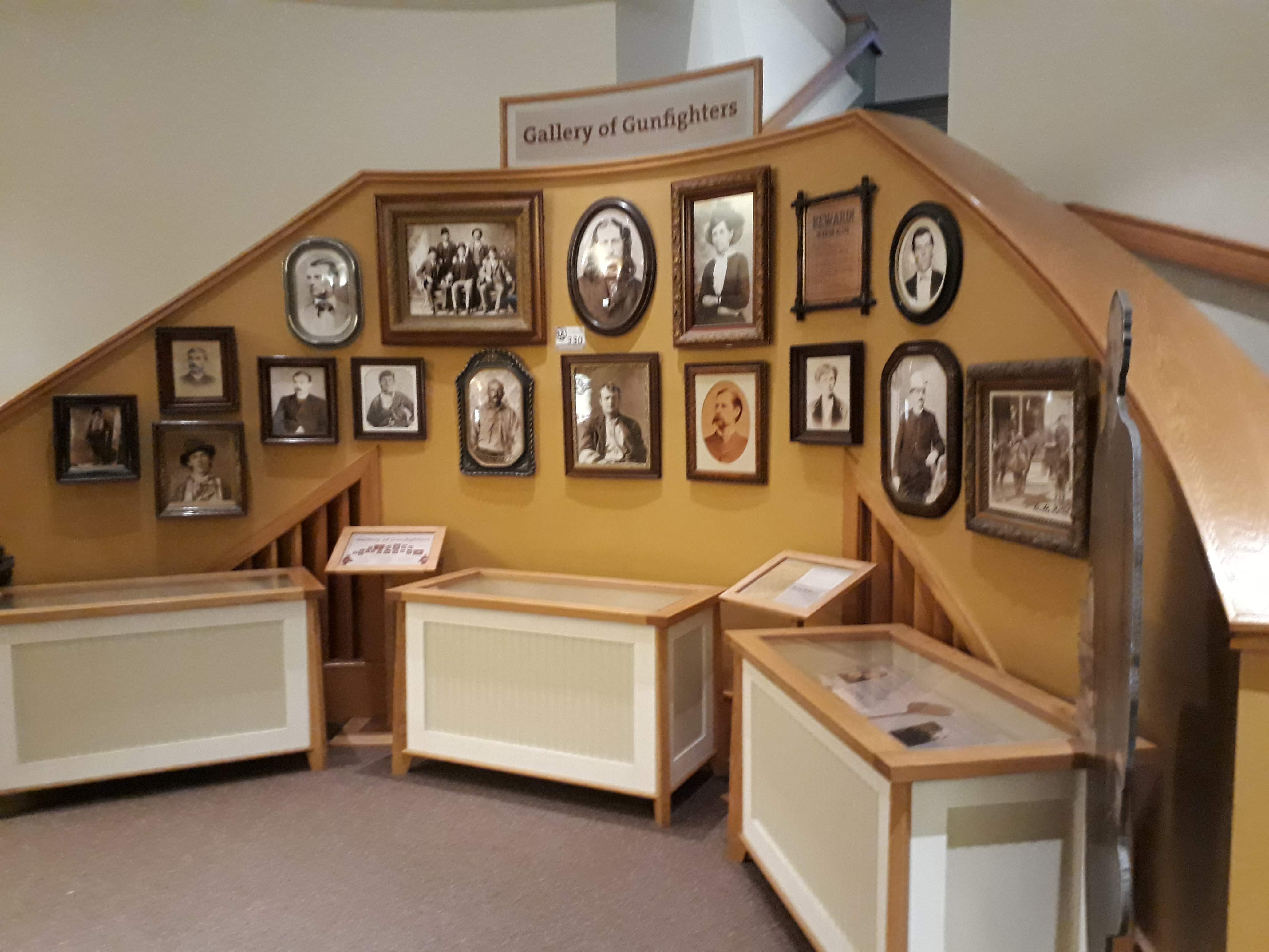 Cody - Wyoming - Gallery Of Gunfighters