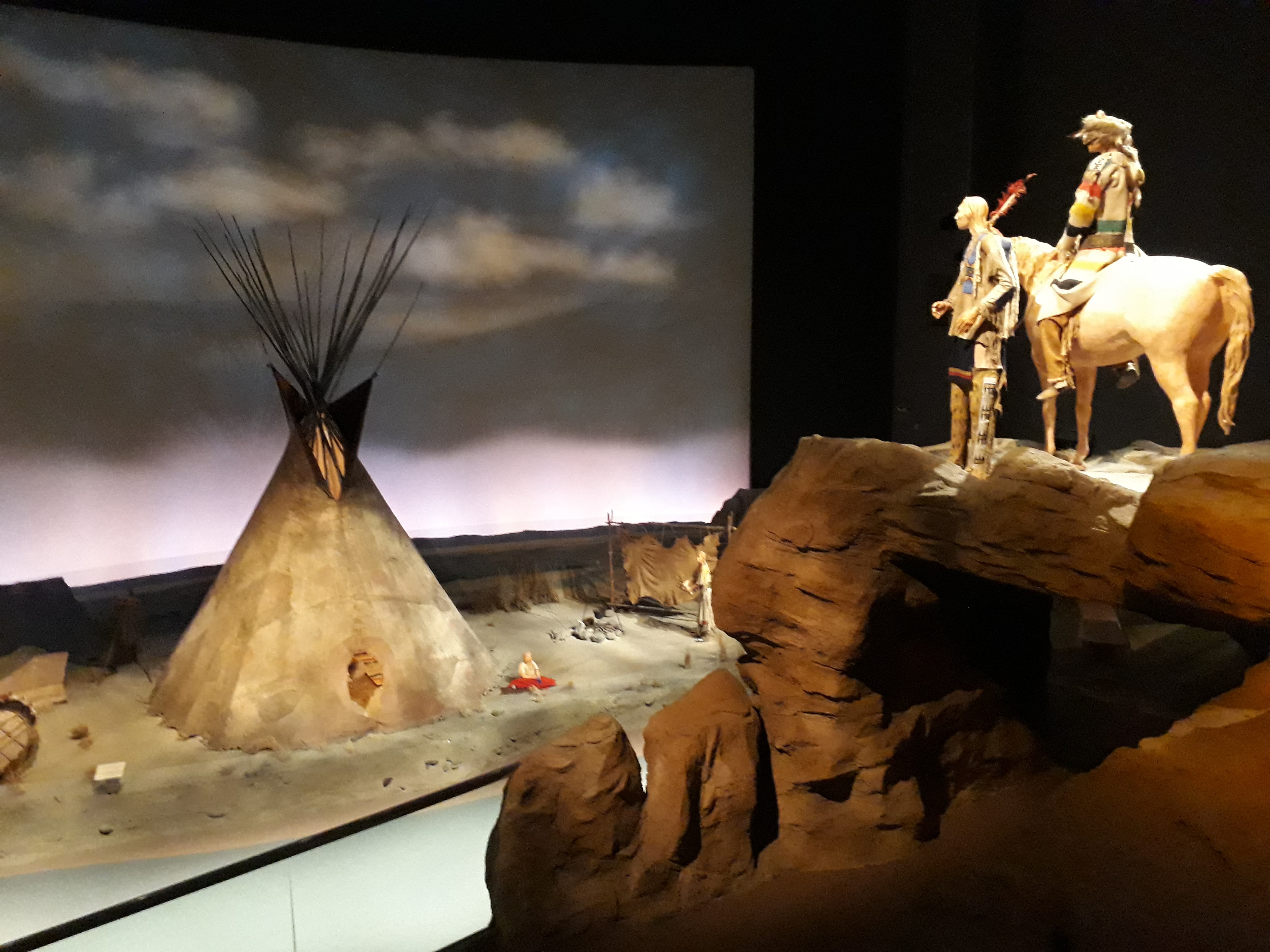 Cody - Wyoming - Plains Indian Museum
