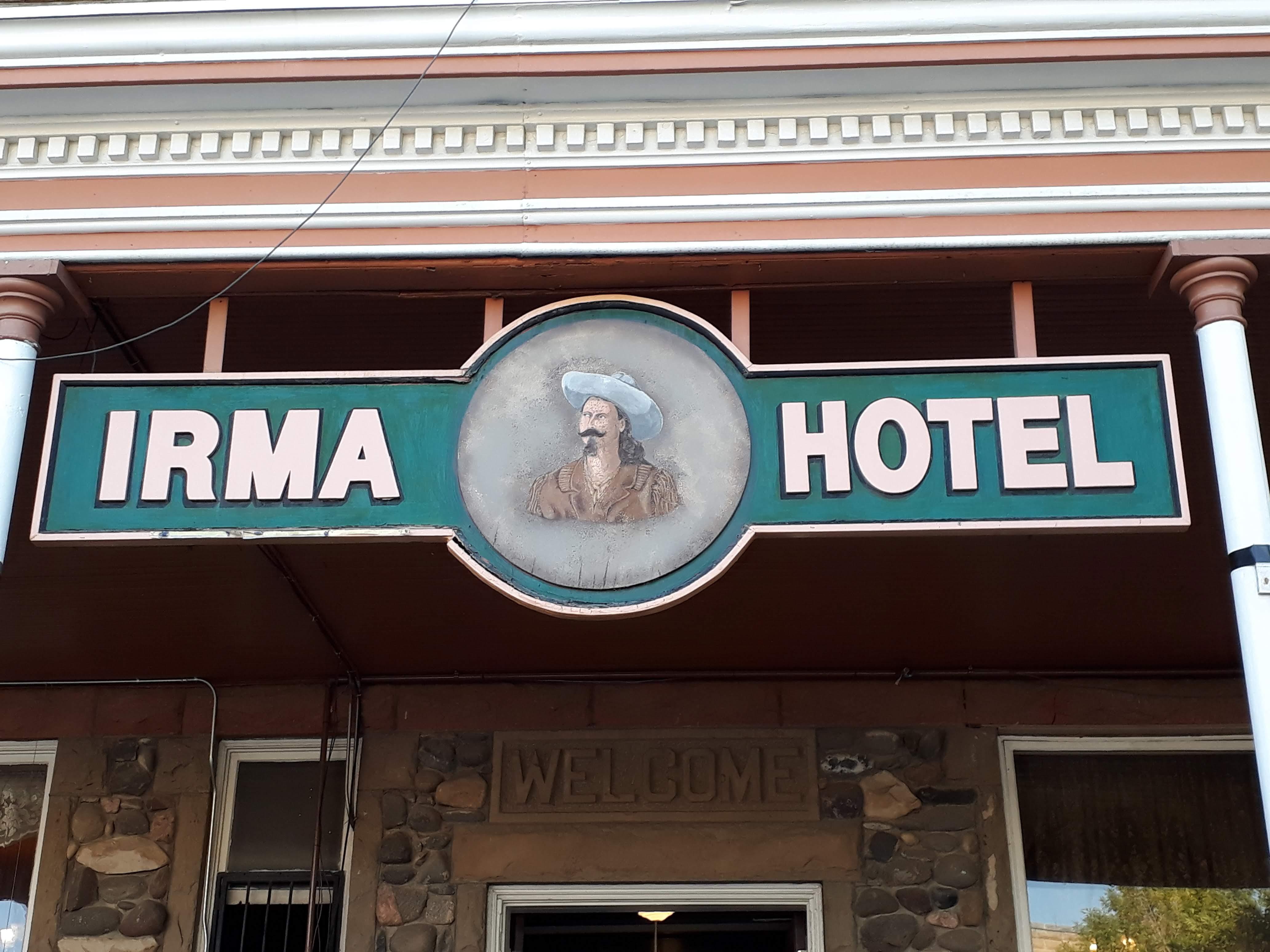 Cody - Wyoming - The Irma Hotel