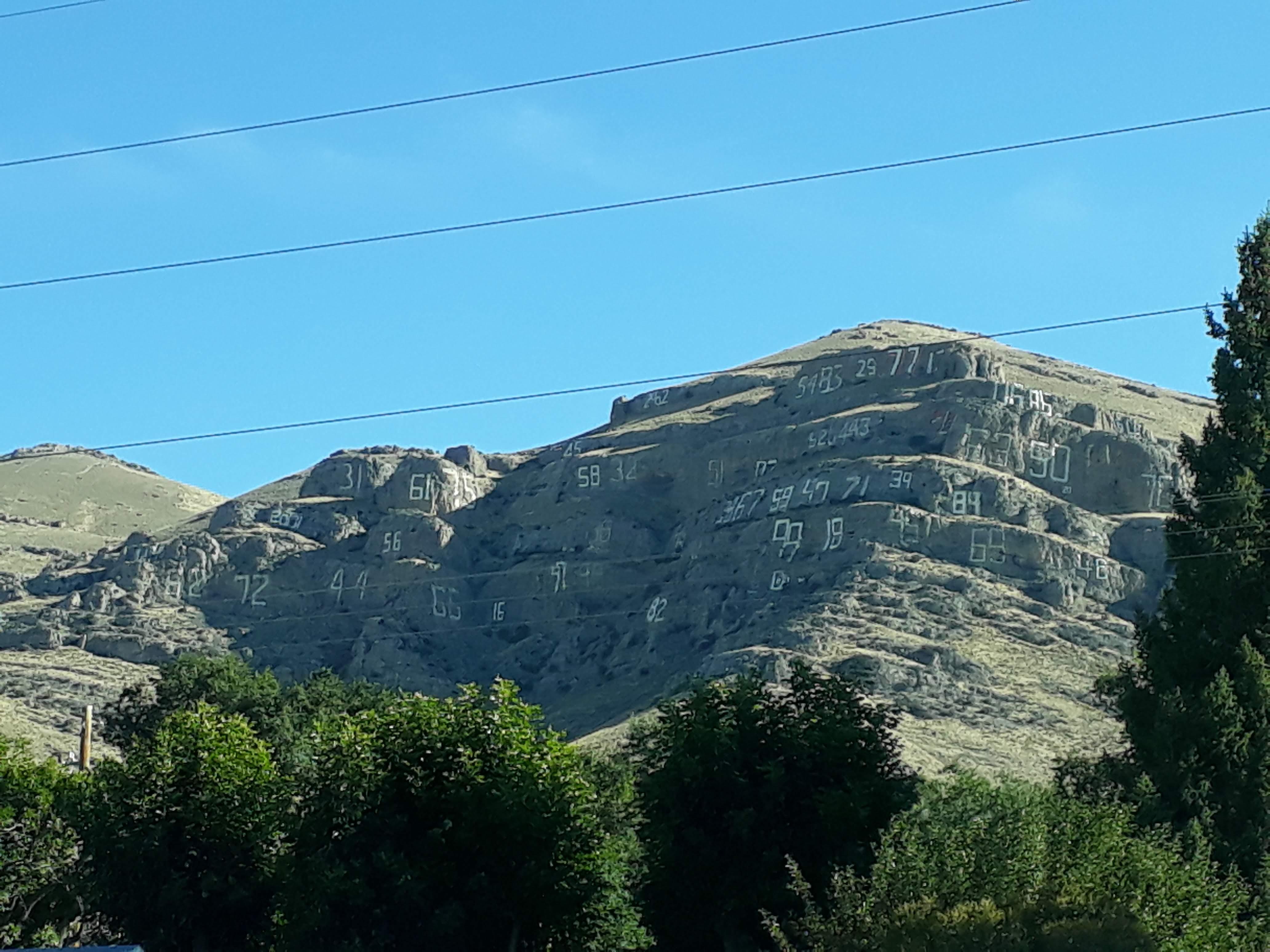 Arco - Idaho - Graduation Hill