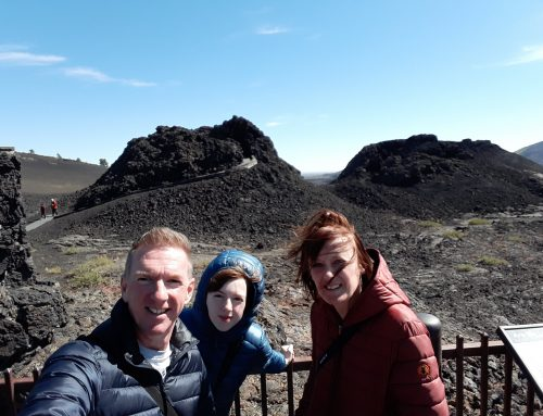 VISITING CRATERS OF THE MOON NATIONAL MONUMENT