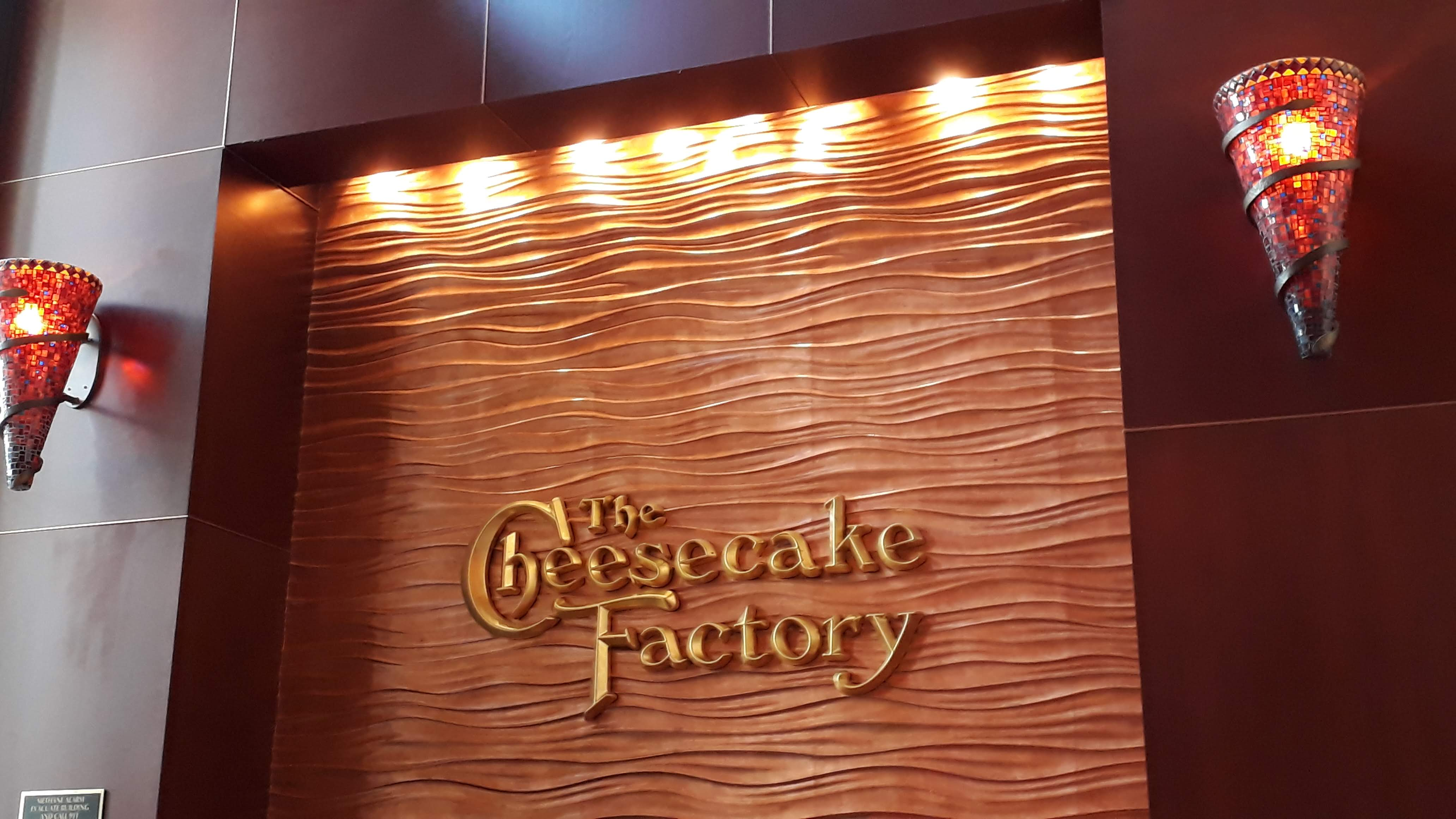 The Grove Mall - The Cheesecake Factory