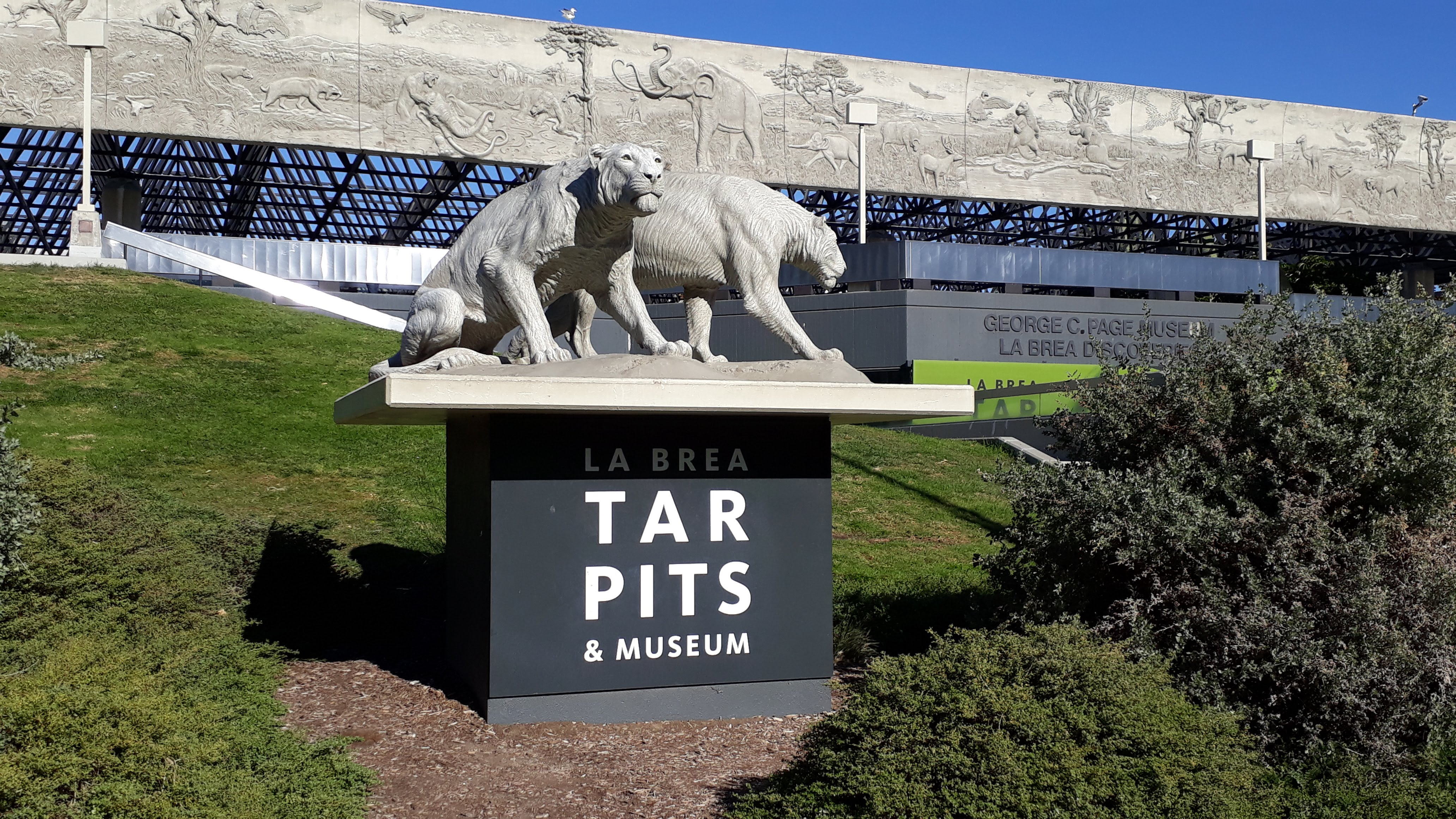 free things to do in Los Angeles - The Tar Pits