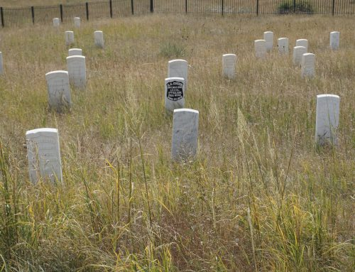 OUR GUIDE TO THE LITTLE BIGHORN BATTLEFIELD