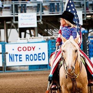 Cody - Wyoming - Cody Nite Rodeo