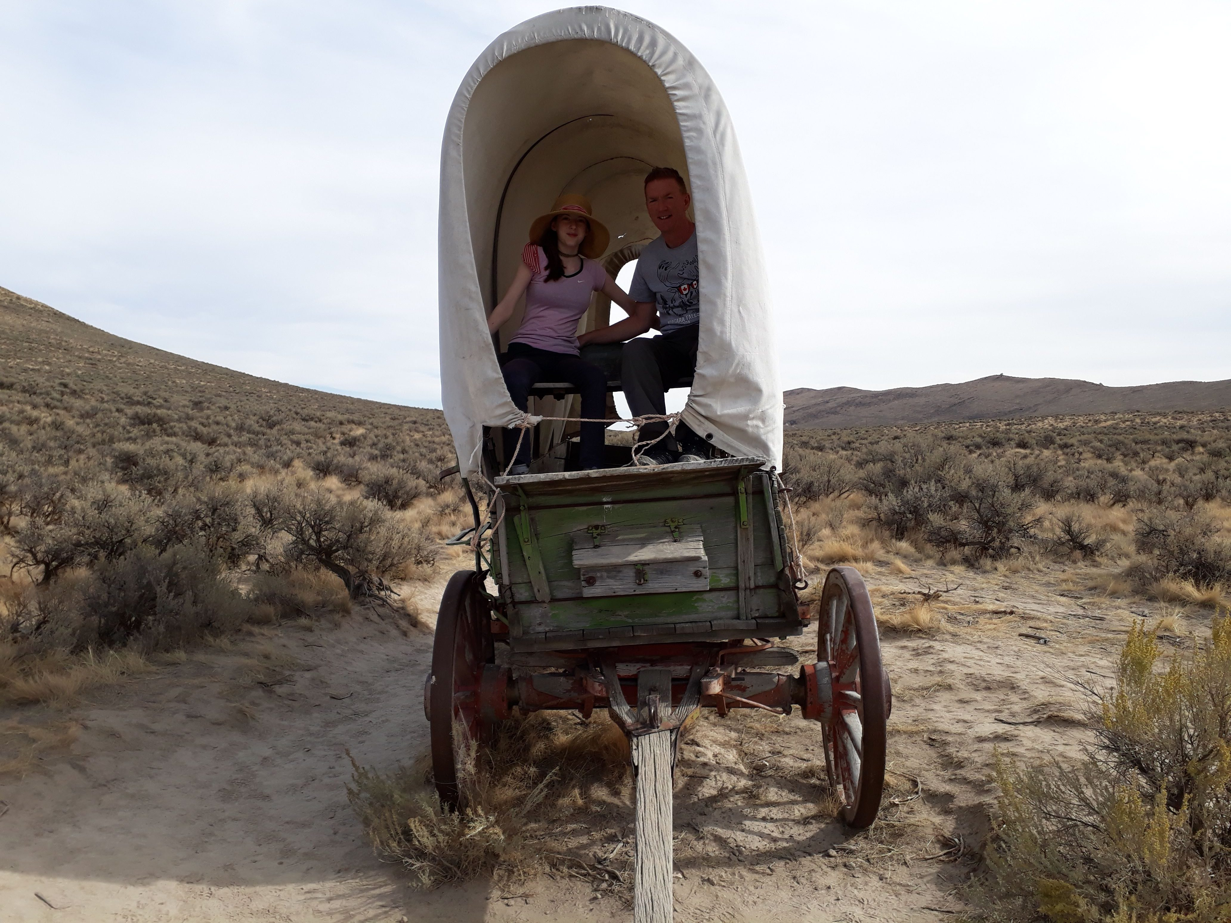 Oregon Trail Interpretive Center - The Trail
