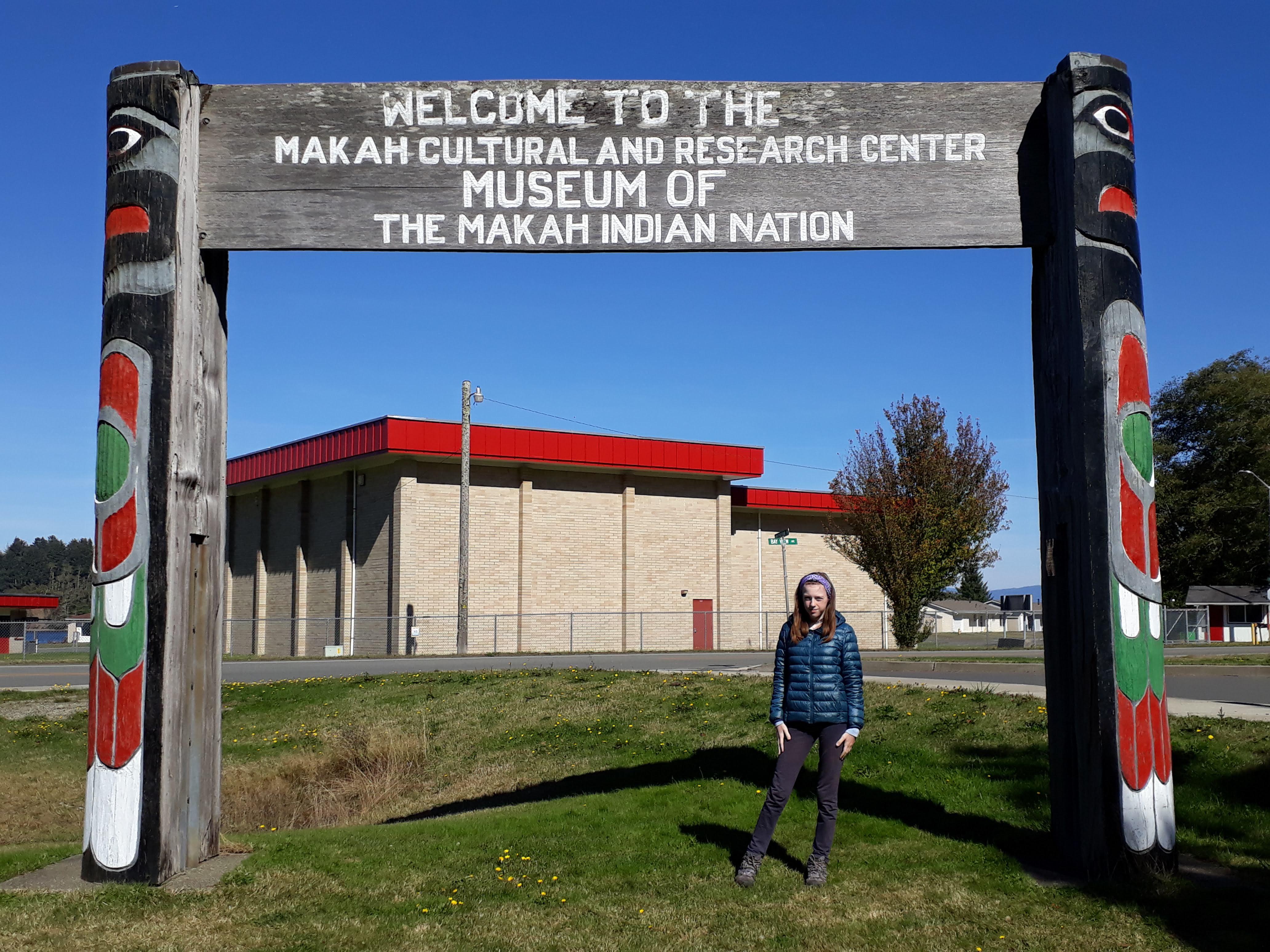 Cape Flattery - Makah Museum