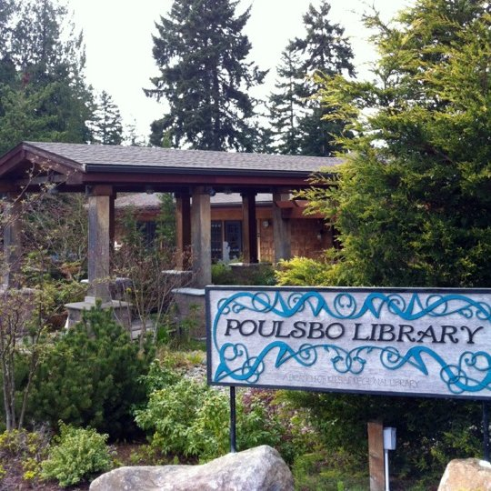 Poulsbo - Library